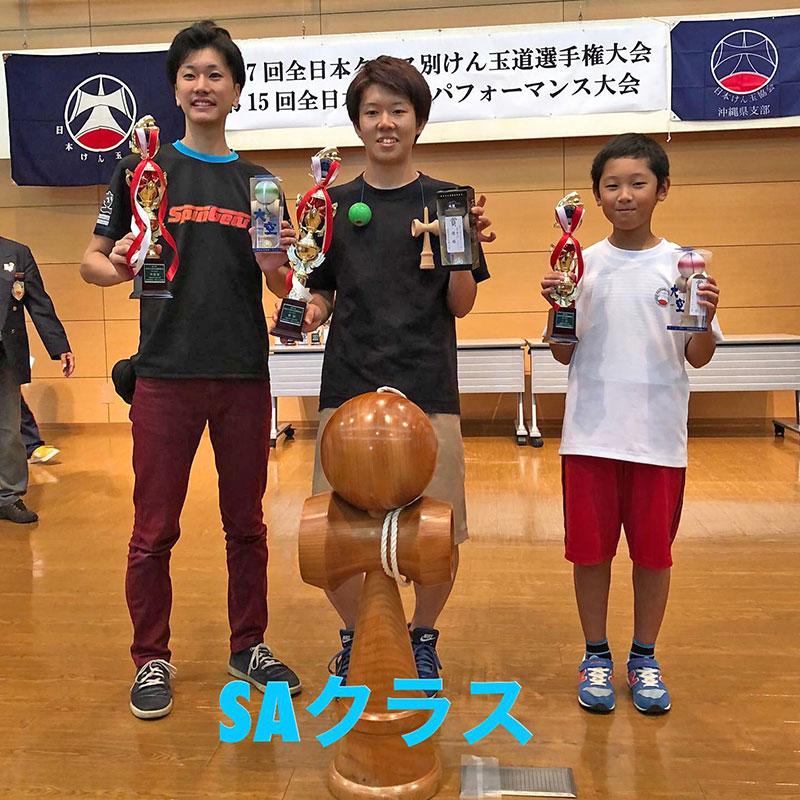 日本クラス別けん玉道選手権大会