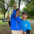 【自然保育セミナー⑨】ロープ・刃物を使った遊びについて