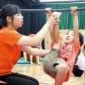 小学生スポーツ教室(鉄ぼう・とび箱)